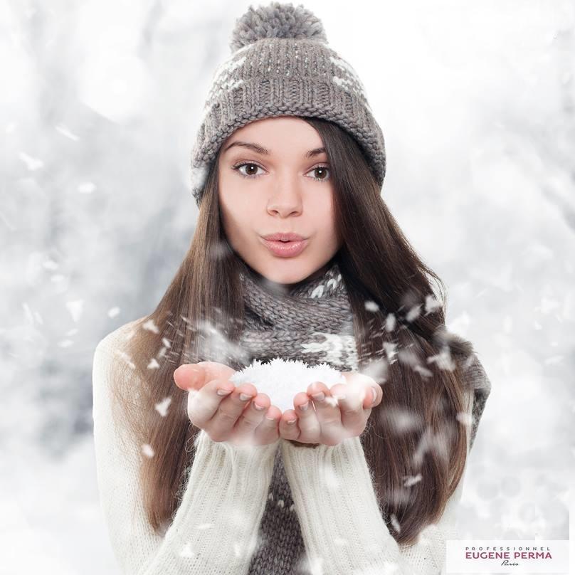 Здрава и блестяща коса през зимата