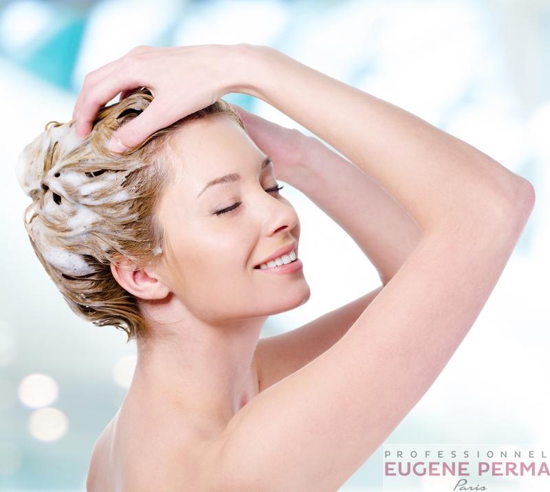 12 тайни за измиване на косата